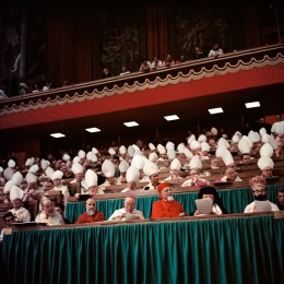 Second_Vatican_Council_by_Lothar_Wolleh_007